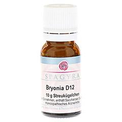 BRYONIA D 12 Globuli 10 Gramm N1