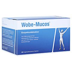 WOBE-MUCOS magensaftresistente Tabletten 360 Stück