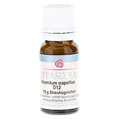 ACONITUM NAPELLUS D 12 Globuli 10 Gramm