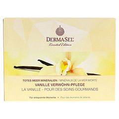 DERMASEL Geschenkset Vanille 1 Stück - Vorderseite