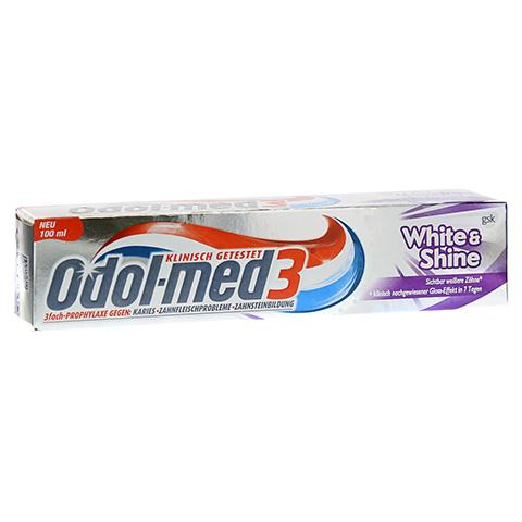 ODOL MED 3 White & Shine Zahnpasta 100 Milliliter