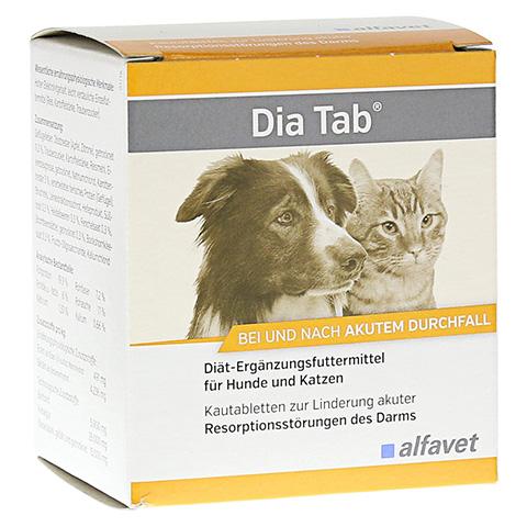 DIA TAB Kautabletten für Hunde und Katzen 6x5.5 Gramm