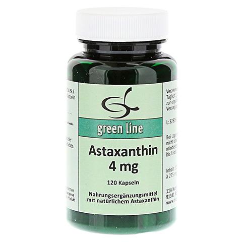 ASTAXANTHIN 4 mg Kapseln 120 Stück