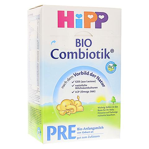 HIPP Pre Bio Combiotik Pulver 2060 600 Gramm
