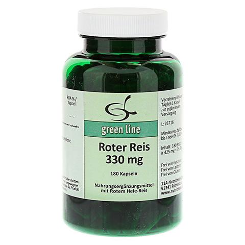 ROTER REIS 330 mg Kapseln 180 Stück