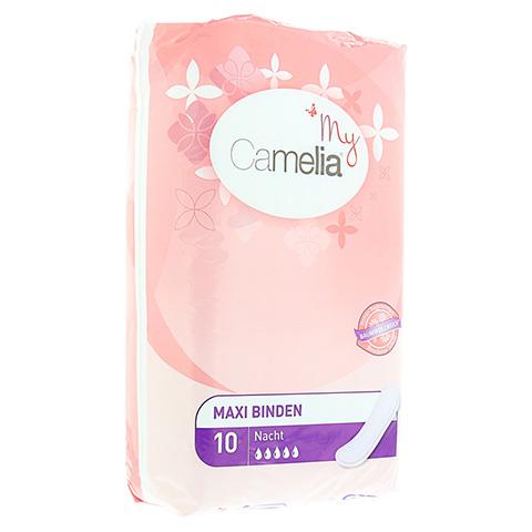 CAMELIA Binde maxi Nacht 10 Stück