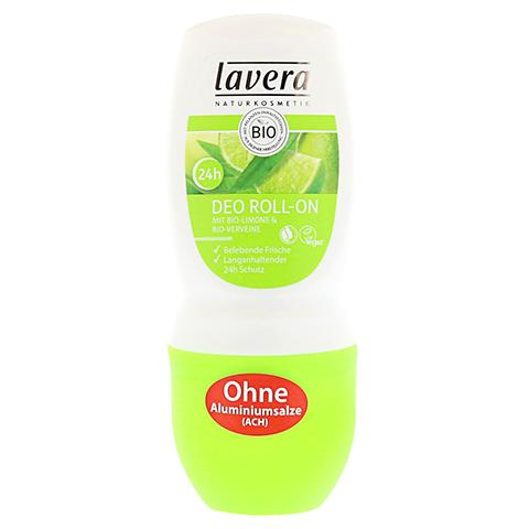 LAVERA Deo Roll-on Bio-Limone+Bio-Verveine 50 Milliliter