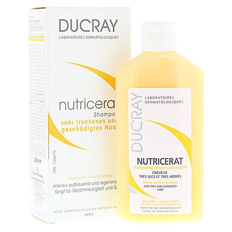 DUCRAY NUTRICERAT Ultra nutritiv Shamp.trock.H. 200 Milliliter