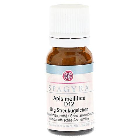 APIS MELLIFICA D 12 Globuli 10 Gramm