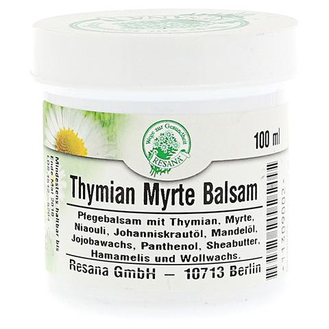 THYMIAN MYRTE Balsam Resana 100 Milliliter
