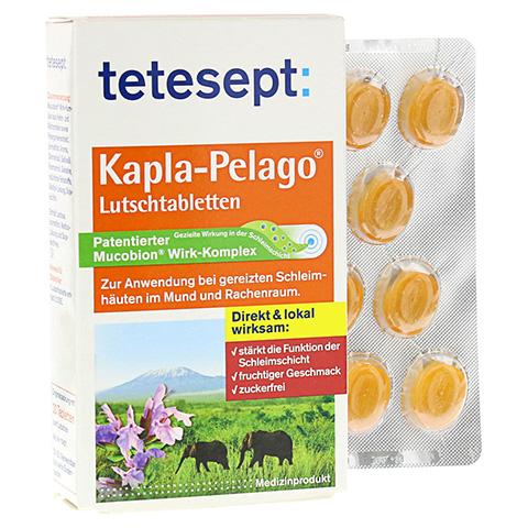 TETESEPT Kapla-Pelago Lutschtabletten 20 Stück