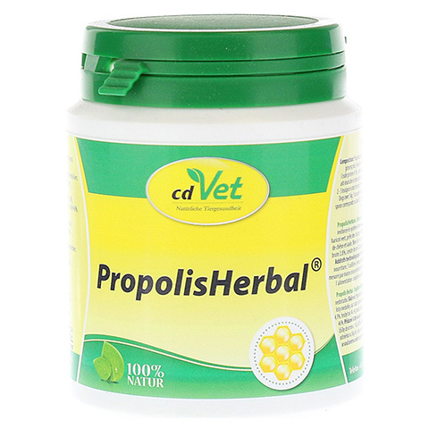 PROPOLIS HERBAL vet. 75 Gramm