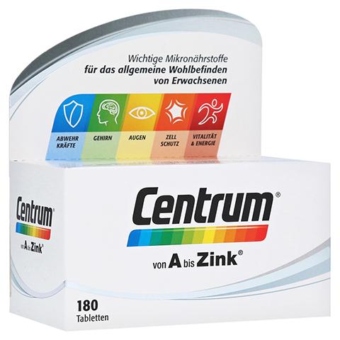 CENTRUM A-Zink+FloraGlo Lutein Caplette 180 Stück