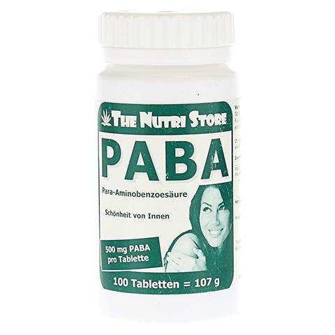 PABA 500 mg Tabletten 100 Stück