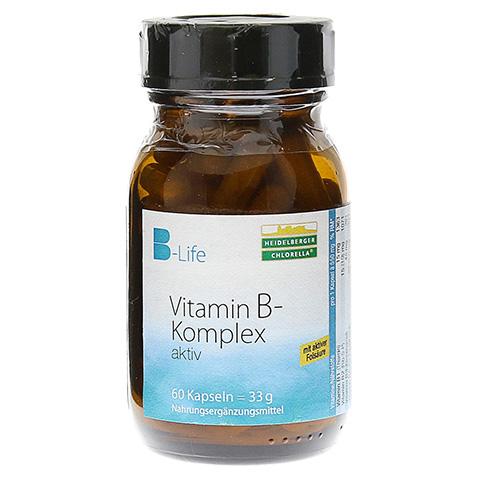 Vitamin B Komplex aktiv Kapseln 60 Stück