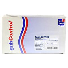 GONORRHOE Schnelltest Testkarten-Set 10 Stück - Vorderseite