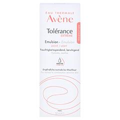 AVENE Tolerance Extreme Emulsion norm.Haut DEFI 50 Milliliter - Vorderseite