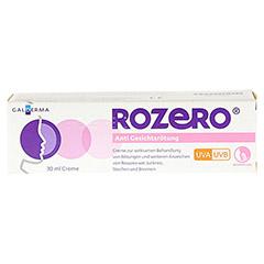 ROZERO Anti Gesichtsrötung Creme 30 Milliliter - Vorderseite
