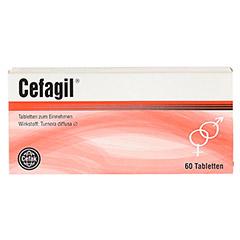 CEFAGIL Tabletten 60 Stück - Vorderseite