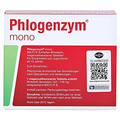 Phlogenzym mono Filmtabletten 100 Stück - Vorderseite