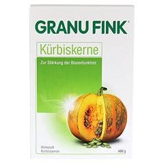 GRANU FINK Kürbiskerne 400 Gramm - Vorderseite