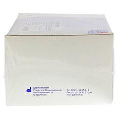 GONORRHOE Schnelltest Testkarten-Set 10 Stück - Linke Seite