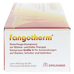 FANGOTHERM Eifelfango Gr.2 27x28 cm 1 Stück - Linke Seite