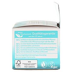 LAVERA basis sensitiv Nachtcreme Q10 dt 50 Milliliter - Linke Seite