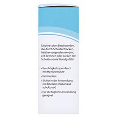 KADEFUNGIN Befeuchtungsgel + gratis SEBAMED Intim Waschlotion pH 6,8 für d.Frau ab 50 30 Milliliter - Linke Seite