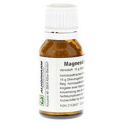 MAGNESIUM MURIATICUM C 30 Globuli 15 Gramm N1 - Linke Seite