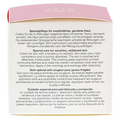 Dr. Schrammek Rosea Calm Cream + gratis ENERGY POWER Ampulle 50 Milliliter - Linke Seite