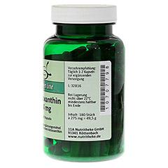 ASTAXANTHIN 4 mg Kapseln 180 Stück - Rechte Seite