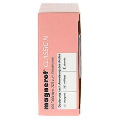 MAGNEROT CLASSIC N Tabletten 100 Stück N2 - Rechte Seite