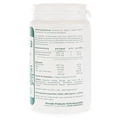 BOSWELLIA 400 mg Extrakt vegetarische Kapseln 200 Stück - Rechte Seite