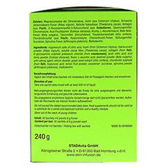 SKIN INFUSION by STADA AESTHETICS Beauty Drink 30 Stück - Rechte Seite