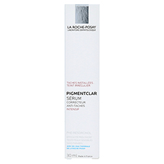 ROCHE-POSAY Pigmentclar Serum 30 Milliliter - Rückseite