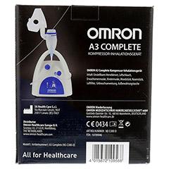 OMRON A3 Complete Kompressor-Inhalationsgerät 1 Stück - Rückseite