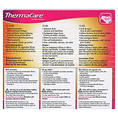 THERMACARE bei Regelschmerzen 3 Stück - Rückseite