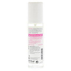 LAVERA Deo Spray Bio-Wildrose 75 Milliliter - Rückseite