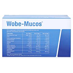WOBE-MUCOS magensaftresistente Tabletten 360 Stück - Rückseite