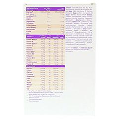 XLIM Aktiv Mahlzeit Kartoffel Pulver 6 Stück - Rückseite