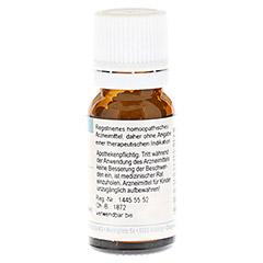 CHAMOMILLA RECUTITA D 6 Globuli 10 Gramm - Rückseite