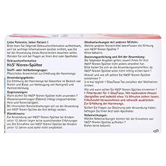 H&S Nieren-Spültee Filterbeutel 20 Stück - Rückseite
