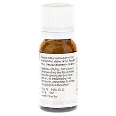 ACONITUM NAPELLUS C 30 Globuli 10 Gramm - Rückseite