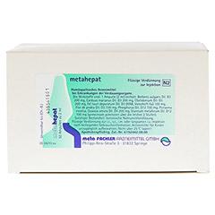 METAHEPAT Injektionslösung 50x2 Milliliter N2 - Rückseite