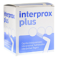 INTERPROX plus maxi rot Cello Interdentalbürste 1 Stück