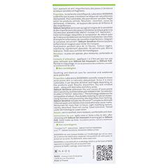 BIODERMA Sebium sensitive Creme 30 Milliliter - Rückseite
