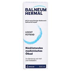 BALNEUM Hermal flüssiger Badezusatz 500 Milliliter N2 - Vorderseite