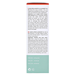 Deumavan Waschlotion Sensitiv 200 Milliliter - Linke Seite