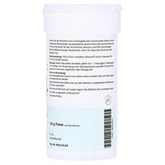 BIOCHEMIE Pflüger 4 Kalium chloratum D 6 Pulver 100 Gramm N2 - Linke Seite